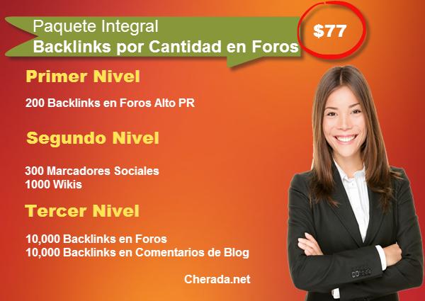 backlinks por cantidad en foros