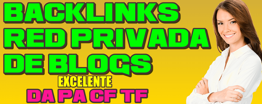 Backlinks en Redes Privadas de Blogs (PBN)