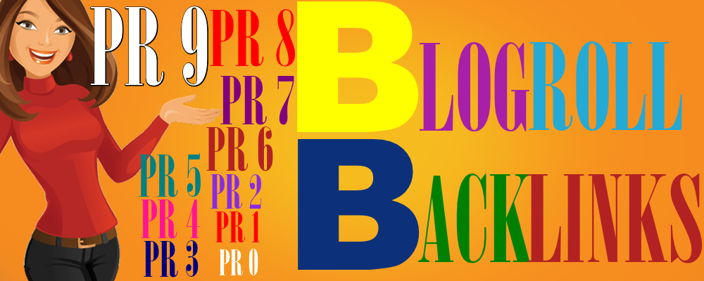 Backlinks en Blogroll o Paginas Internas Permanentes PA0 a PA90