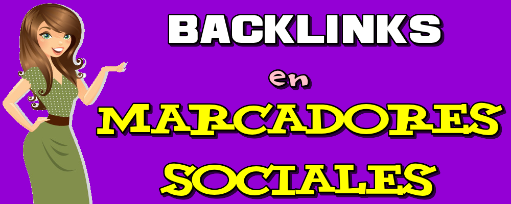 Backlinks en Marcadores Sociales