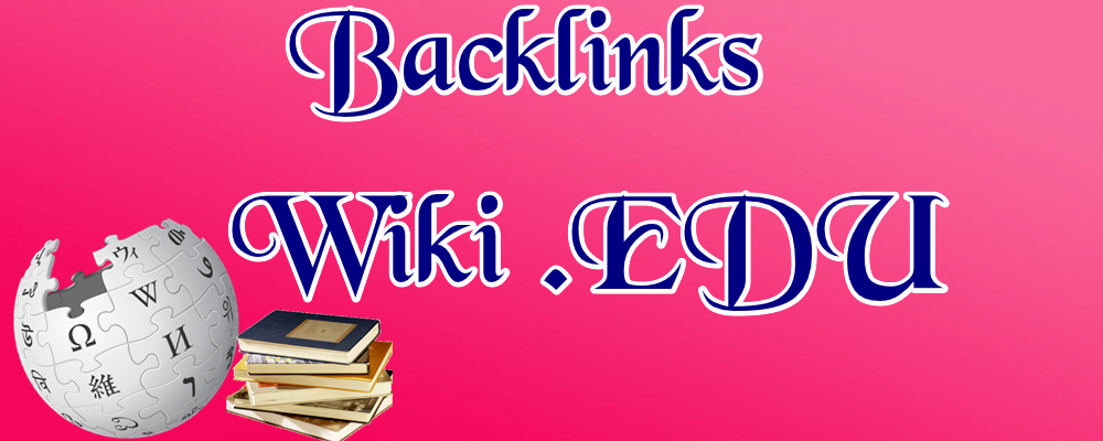 Backlinks en Sitios Wiki .EDU