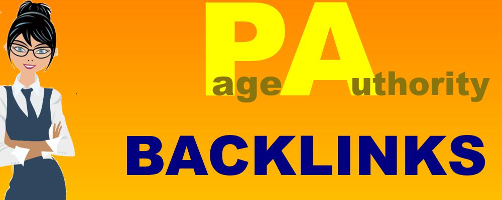 Backlinks en Páginas con Page Authority 10 a 30