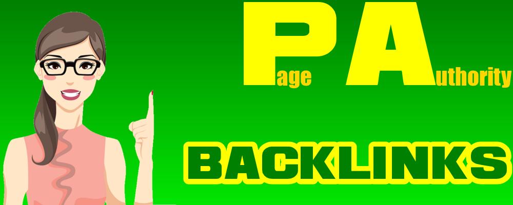 Backlinks en Páginas con Page Authority 30 a 40