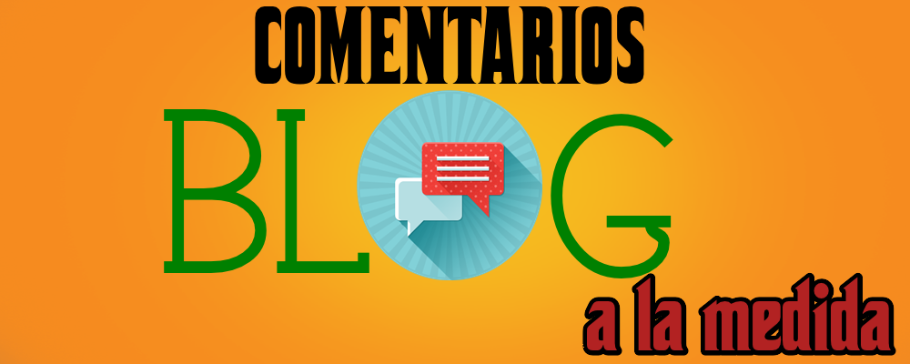 100 Backlinks en Comentarios de Blog a la Medida