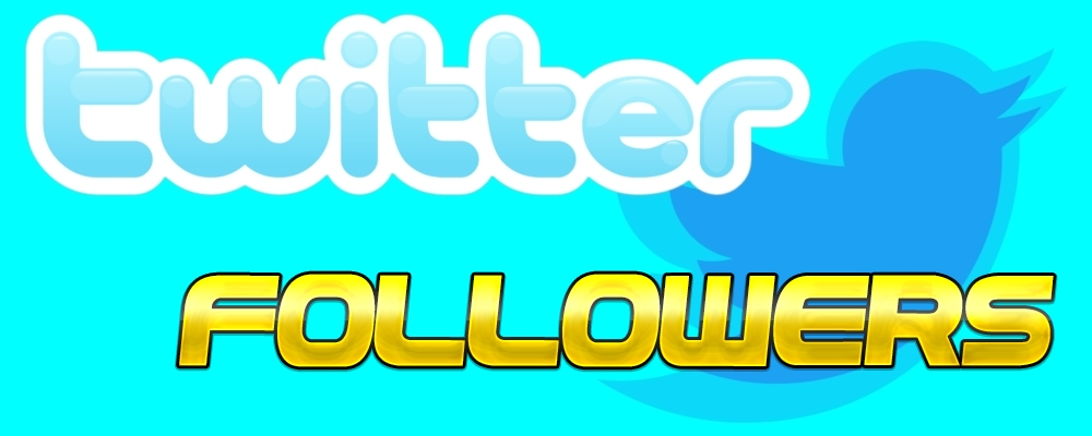 Seguidores (Followers) para tu Twitter