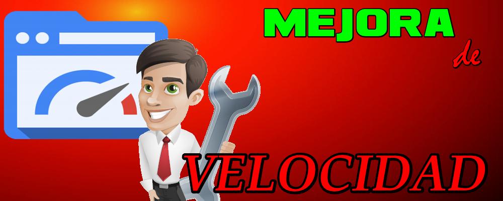 Servicio de Mejora de Velocidad Speed your Site!