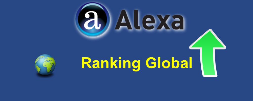 Plan para Aumentar el Ranking de Alexa y mejorar posicionamiento