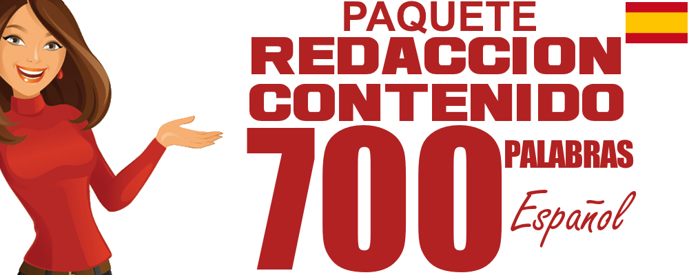Paquete 10 Artículos SEO Básicos de 700 Palabras en Español