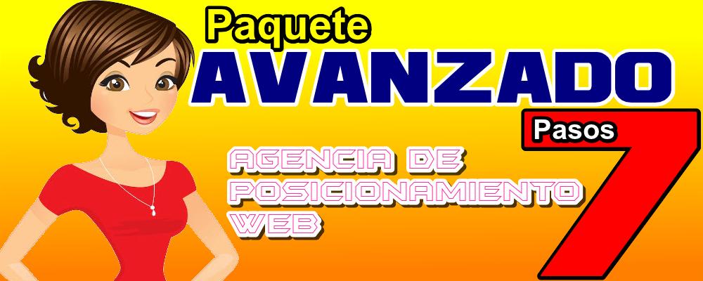 Plan Avanzado 7: Agencia de Posicionamiento Web