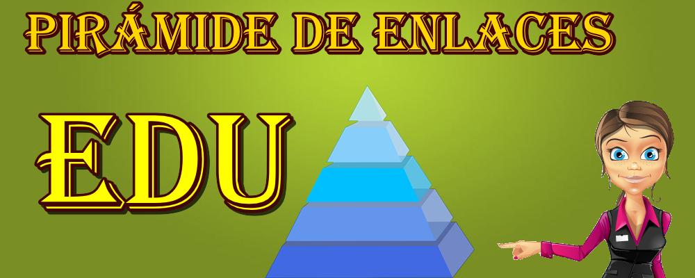 Publicación en Sitios .EDU y Creación de Pirámide de Enlaces