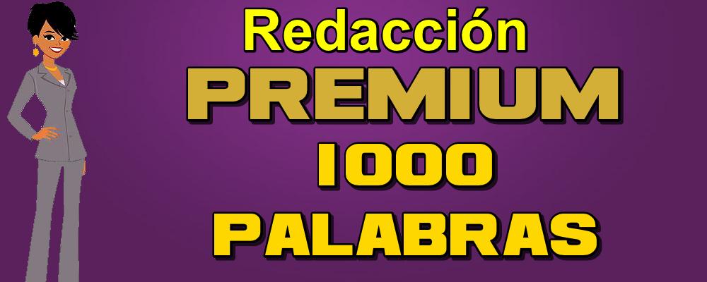 Artículo Premium de 1000 Palabras