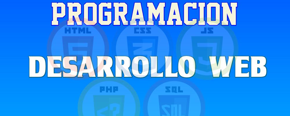 Servicios Integrales de Programación y Desarrollo Web