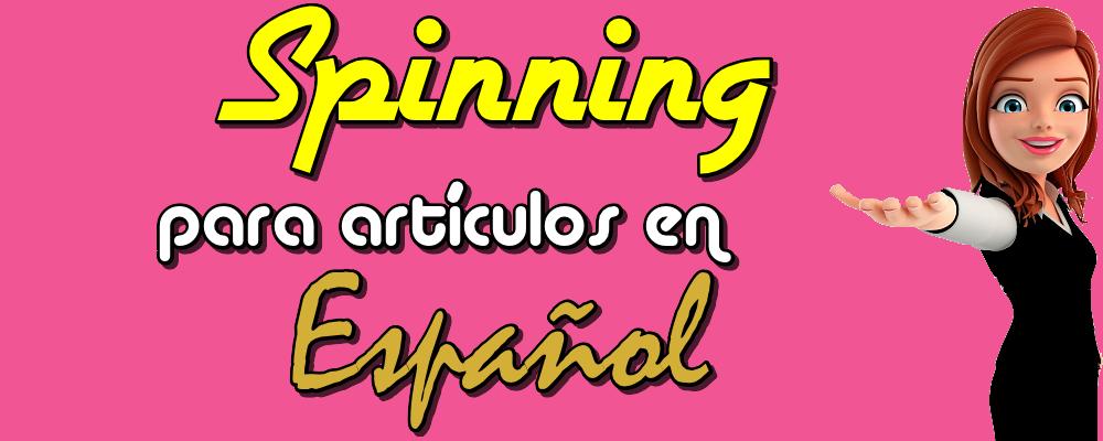 Spinning para 1 Artículo en Español con 2 reescrituras