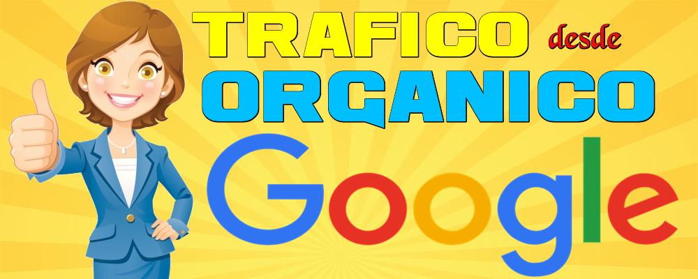 Tráfico Orgánico de Buscadores para tu Palabra Clave y Sitio Web