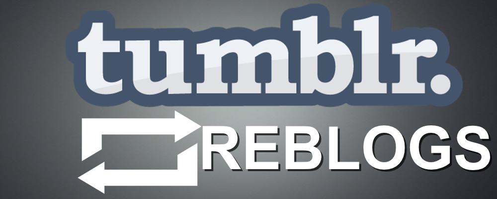 Reblog para tu Publicación en Tumblr